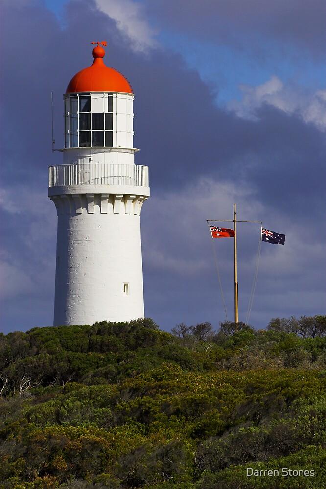 Cape Schanck Lighthouse by Darren Stones