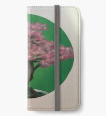 Cheery Boise tree iPhone Wallet/Case/Skin