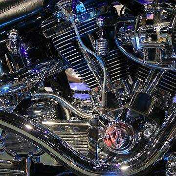 Harley Chrome by rossco
