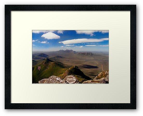 Stirling Ranges - Western Australia by Stephen Kilburn
