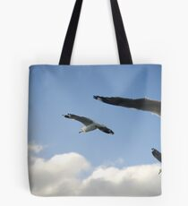 seagull squadron Tote Bag