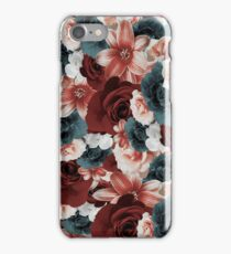 """Flower Fuse"" Pattern iPhone Case/Skin"
