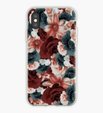 """Flower Fuse"" Pattern iPhone Case"