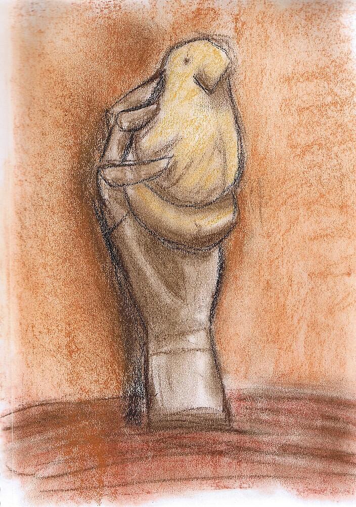 A Bird in the Hand by JENNIFER MORRIS