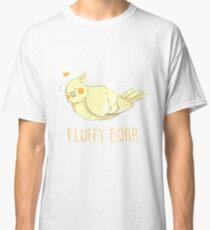 Fluffy Borb - Adorable Cockatiel Classic T-Shirt