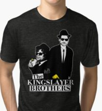 'The Kingslayer Brothers' Tri-blend T-Shirt