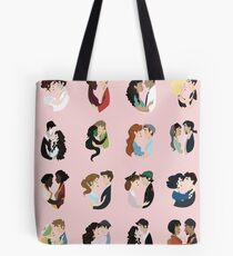 Broadway Paare Series 1 Compilation Tote Bag