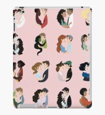 Broadway Couples Series 1 Compilation iPad Case/Skin