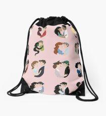 Broadway Couples Series 1 Compilation Drawstring Bag