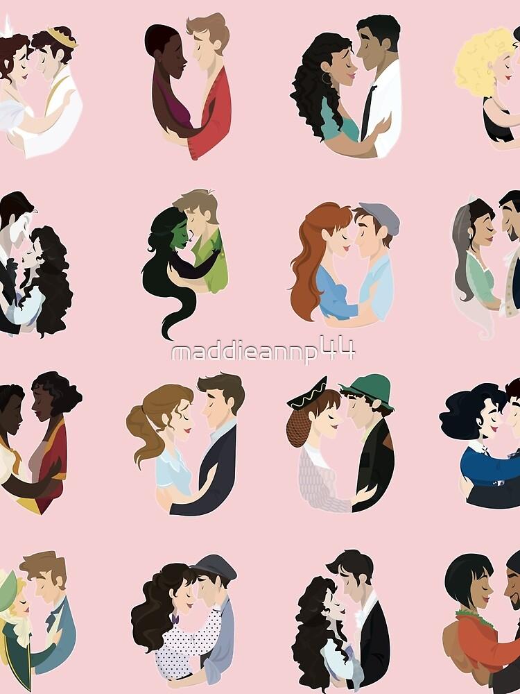 Broadway Couples Series 1 Compilación de maddieannp44