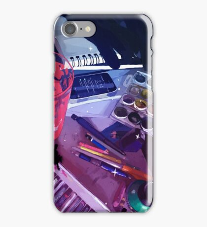 Workspace iPhone Case/Skin