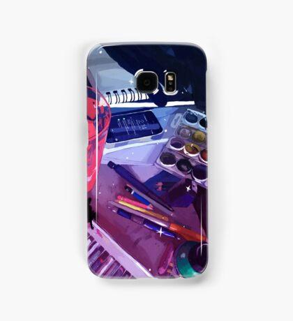 Workspace Samsung Galaxy Case/Skin