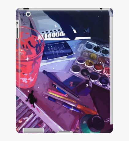 Workspace iPad Case/Skin