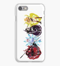 Team RWBY Volume 1 & Emblems iPhone Case/Skin
