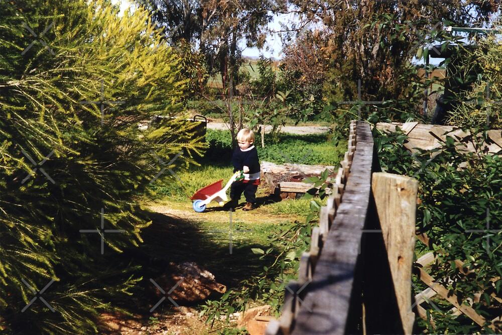 Apprentice Farmer by georgiegirl