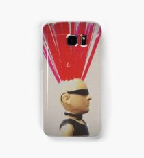 Punked Samsung Galaxy Case/Skin