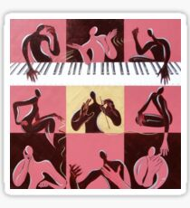 Music Therapy Sticker