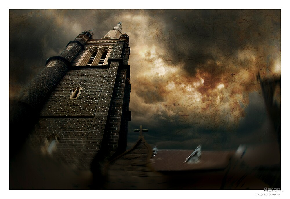 St Ignatius by Aaron .