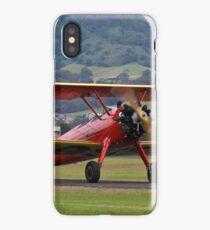 Boeing Stearman iPhone Case/Skin