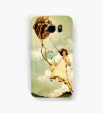 My heart and I Samsung Galaxy Case/Skin
