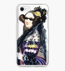 Ada Lovelace Deal With It iPhone Case/Skin