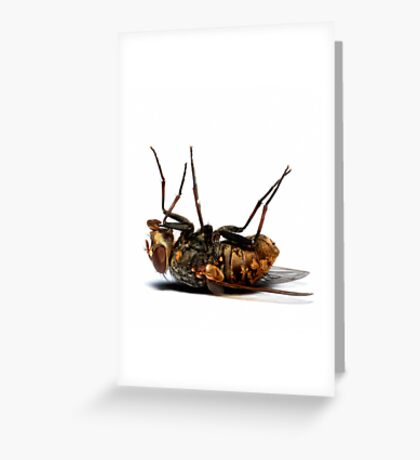 Breakdancer Greeting Card