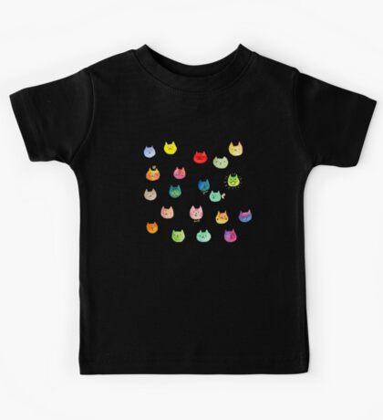 Cat confetti Kids Clothes