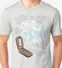 TWEWY Joshua Kiryu Catchphrases T-Shirt