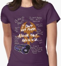 TWEWY - Neku Sakuraba Catchphrases T-Shirt