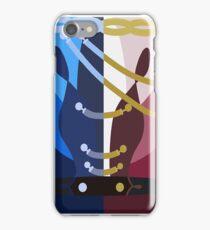 Duetto Yuri on ice iPhone Case/Skin