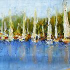 YACHTS ON THE POINT by Bob Abrahams