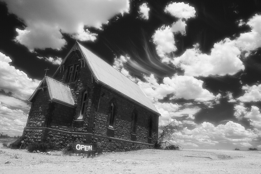 Silverton Roman Catholic Church by GroovieGoolie