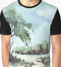 Appreciate the Beauty of Nature Graphic T-Shirt