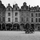 Arras, France - Taking it in by Norman Repacholi