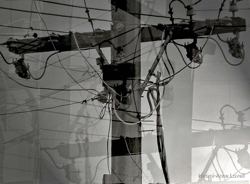 Power Lines by Naomi-Anne Lovell