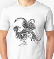 Gorgeous rooster Unisex T-Shirt