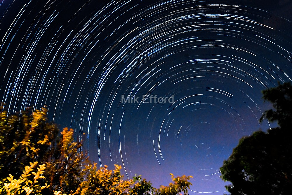 A Brunswick Sky by Mik Efford