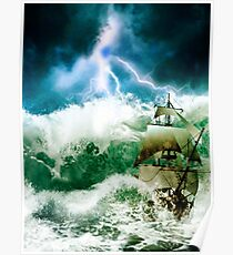 A Perfect Storm Poster