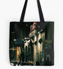 Melbourne with a touch of Europe Tote Bag