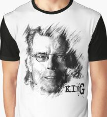 S. King Graphic T-Shirt