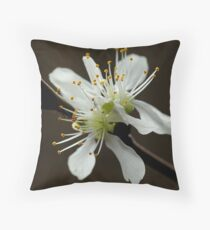 Blossum Throw Pillow