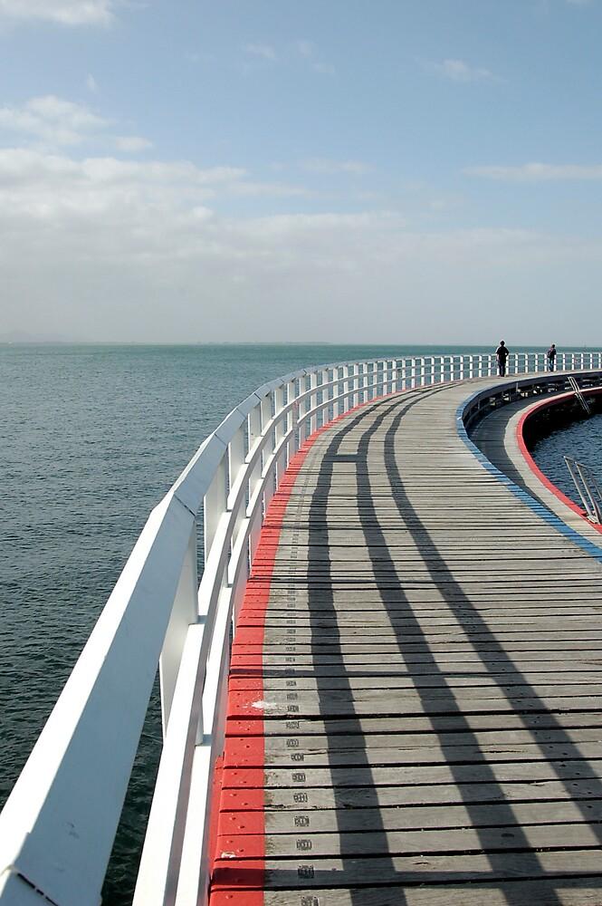 Eastern Beach Geelong by Chris Moysey