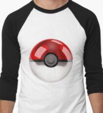 Pokeball - Pokemon Men's Baseball ¾ T-Shirt