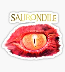 Saurondile Sticker