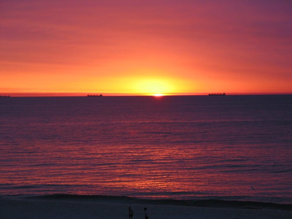 Cottesloe Sunset by John Clarke