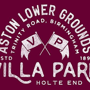 Villa Park by pollylopsicle