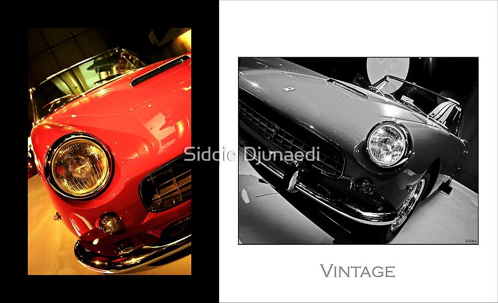 Vintage Appeal by Sidqie Djunaedi
