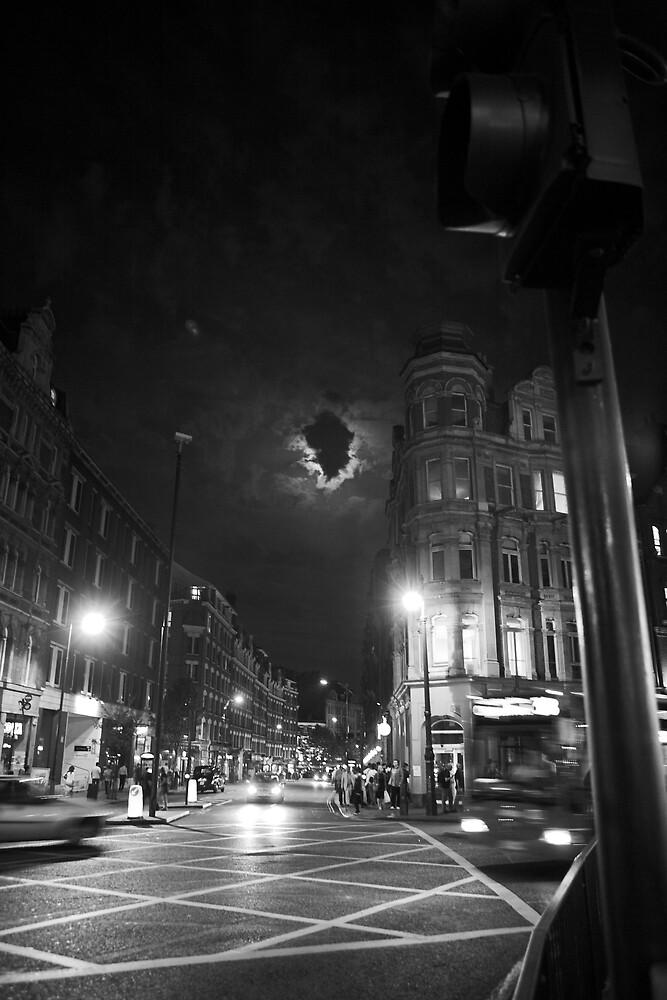 long night by Jamie Min