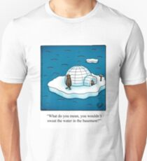 "Funny ""Spectickles"" Igloo Cartoon Unisex T-Shirt"
