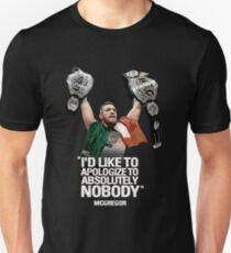 conor Unisex T-Shirt